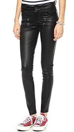 Paige Denim Women's Edgemont Leather Pants