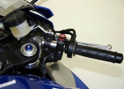 HeliBars TracStar Handlebar Risers for Honda CBR600RR  TS1701