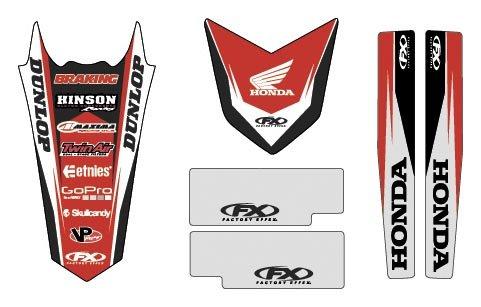 Factory Effex 17-50302 Standard Trim Graphic Kit