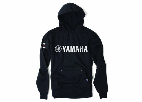 Factory Effex YAMAHA Team Pullover Sweatshirt Black X-Large