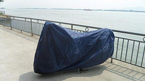 Blue XL Motorcycle cover 4 Harley Road King Custom