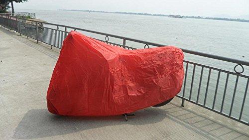 Red BMW K1200R K 1200R K1200 R Sport Motorcycle Cover XL