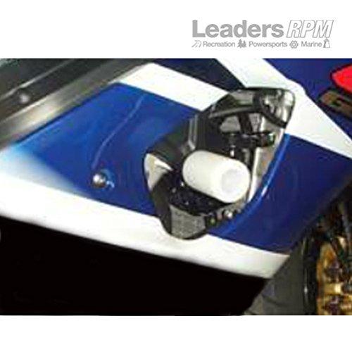 Lightning Performance New Suzuki Motorcycle SV1000S Frame Sliders LP-001714