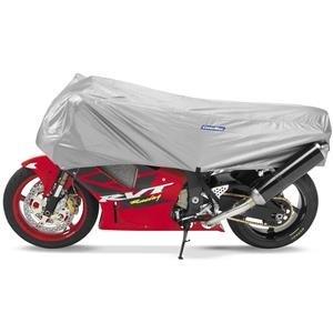 CoverMax Half Motorcycle Cover - MediumSilver