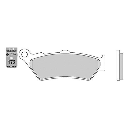 Galfer FD172G1370 HH Sintered Brake Pad 1 Pack