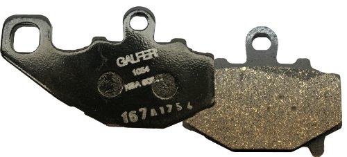 Galfer FD186G1054 Semi-MetallicOrganic Brake Pad