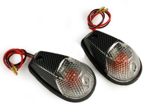 Honda CBR600 F2 F3 F4 F4i CBR900 929 954 1000RR Flush Mount Turn Signals
