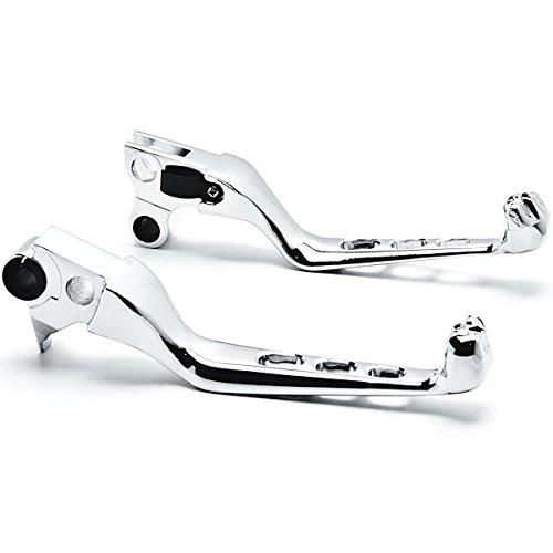 Hill Country Customs 50 long metric Stainless Steel Universal Brake Line for Harley-Davidson models HC-401654