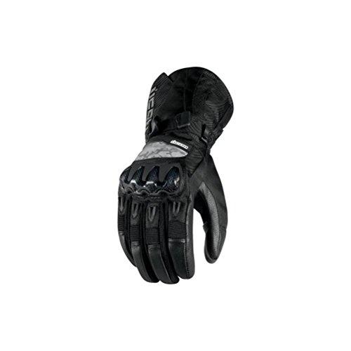 Icon Patrol Waterproof Gloves (x-large) (black)