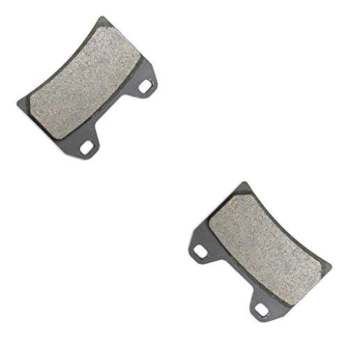 CNBK Front Brake Pads Semi-met fit URAL Street Bike Solo ST Brembo2 pin pad fixing 11 12 2011 2012 1 Pair2 Pads
