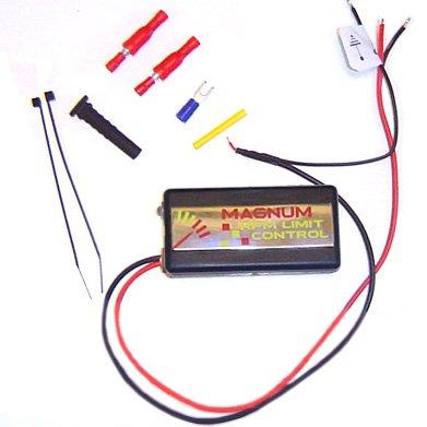 MAGNUM Programmable REV LIMITER Ignition Controller Ural Dark Force