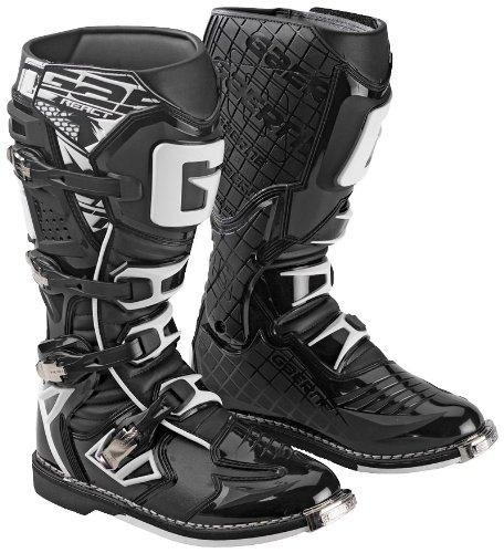 Gaerne G React Boots  Size 11 Distinct Name Black Primary Color Black Gender MensUnisex XF45-5376