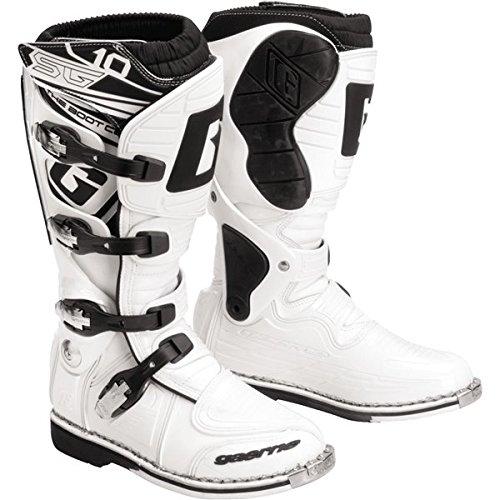 Gaerne SG10 Mens White Motocross Boots - 11