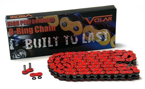 1997-2005 Suzuki Bandit 1200 GSF1200S O-Ring Chain - Red