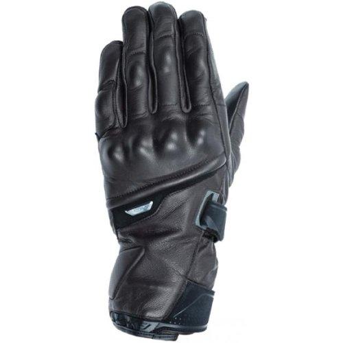 Macna Mens Borasco Summer Motorcycle Gloves Black Small