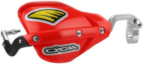 Cycra Probend CRM Handbar Complete Racer Pack - 78in Handlebars - Red