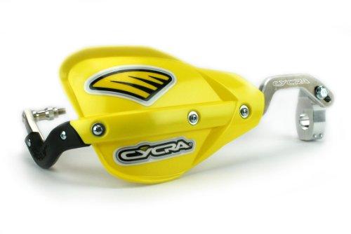 Cycra Probend CRM for 78 Handlebar Yellow