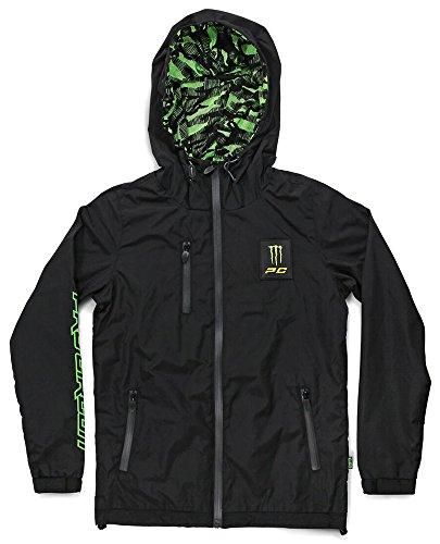 Pro Circuit 6611510030 Vegas Jacket Black Large