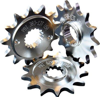 PBI Steel Countershaft Sprocket 12T - Honda CR125R 2004-2007  CRF250R 2004-2012  CRF250X 2004-2012 - 390-12