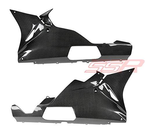 2015-2016 BMW S1000RR 100 Carbon Fiber Fibre Lower Bodywork Belly Pan Fairing