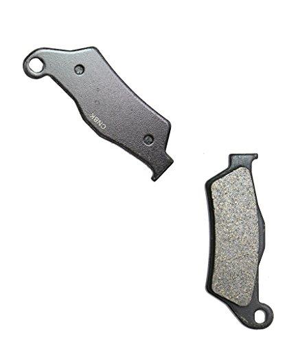 CNBK Front Disc Brake Pads Semi-Metallic for TM Dirt Bike MX250 MX 250 F 4T 01 02 03 04 2001 2002 2003 2004 1 Pair2 Pads