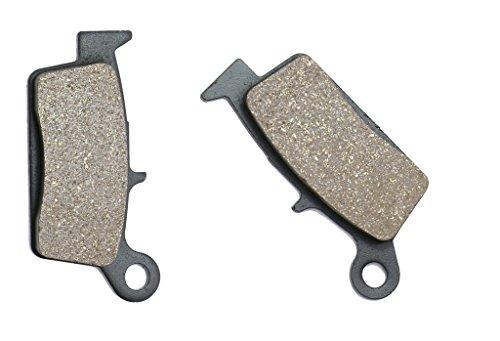 CNBK Rear Brake Pad Carbon fit TM Dirt Bike SMX450 SMX 450 F 05 06 07 08 09 10 11 12 13 14 15 2005 2006 2007 2008 2009 2010 2011 2012 2013 2014 2015 1 Pair2 Pads