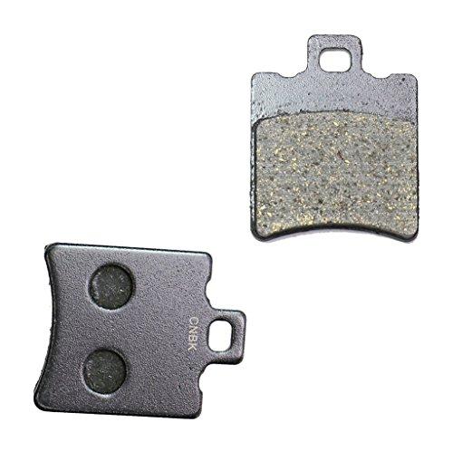 CNBK Rear Brake Pad Carbon for TM Dirt Bike SMM125 SMM 125 Black Dream Rim brake 04 05 06 07 08 09 10 11 12 13 14 15 2004 2005 2006 2007 2008 2009 2010 2011 2012 2013 2014 2015 1 Pair2 Pads