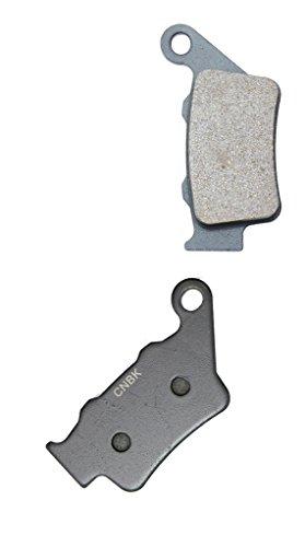 CNBK Rear Brake Pads Semi Met fit for TM Dirt Bike 250 E 95 96 97 98 99 00 1995 1996 1997 1998 1999 2000 1 Pair2 Pads