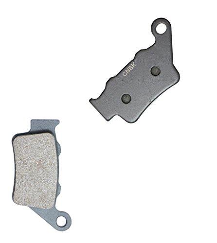 CNBK Rear Brake Pads Semi-met for TM Dirt Bike All Models 91 92 93 94 95 96 97 98 99 00 1991 1992 1993 1994 1995 1996 1997 1998 1999 2000 1 Pair2 Pads