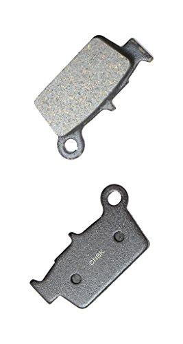 CNBK Rear Brake Shoe Pads Semi Metallic for TM Dirt Bike EN125 EN 125 250 250 F-ES 450 F-ES 03 04 2003 2004 1 Pair2 Pads