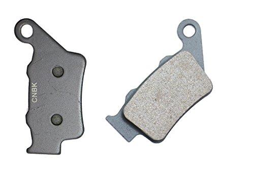 CNBK Rear Brake Shoe Pads Semi-met fit for TM Dirt Bike MX320 MX 320 96 97 98 99 00 1996 1997 1998 1999 2000 1 Pair2 Pads