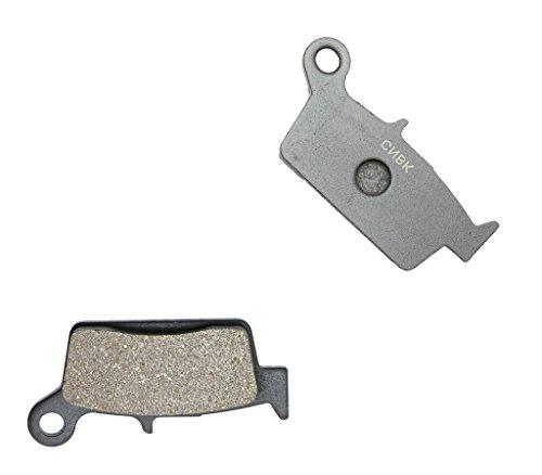CNBK Rear Disc Brake Pads Semi Met fit TM Dirt Bike SMR300 SMR 300 06 07 08 2006 2007 2008 1 Pair2 Pads