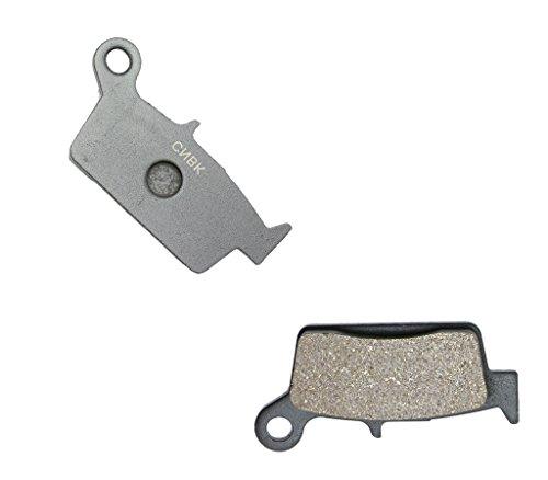 CNBK Rear Disc Brake Pads Semi Met for TM Dirt Bike SMX660 SMX 660 F 03 03 2003 1 Pair2 Pads