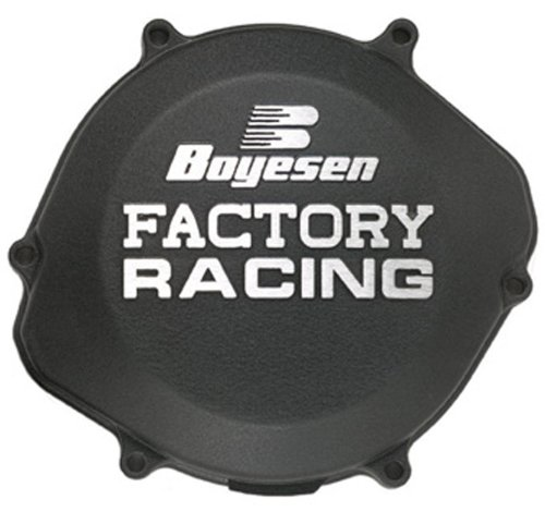 Boyesen CC-31B Black Factory Racing Clutch Cover