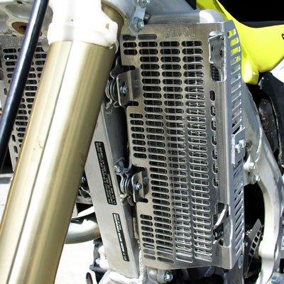02-04 HONDA CR250 DeVol Radiator Guards