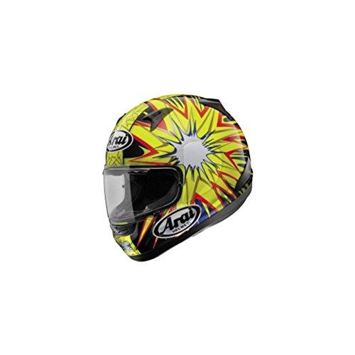 Arai Helmets Signet-q Abraham Helmet , Gender: Mens/unisex, Helmet Category: Street, Helmet Type: Full-face Helmets