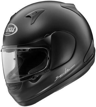 Arai Signet-q Frost Motorcycle Helmets - Black - Large