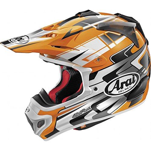 Arai Tip Vx-pro4 Off-road Motorcycle Helmet - Orange / Large