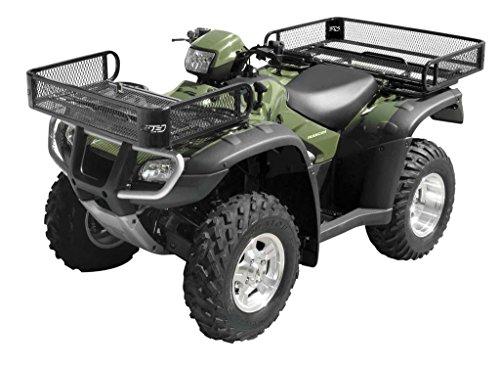 New Front Rear ATV Rack Baskets 2007-2014 Honda TRX420 Rancher ATV