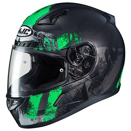 HJC CL-17 Arica Mens Full-Face Street Motorcycle Helmet - MC-4SF  X-Large
