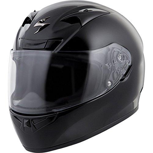 Scorpion EXO-R710 Solid Street Motorcycle Helmet Black X-Large