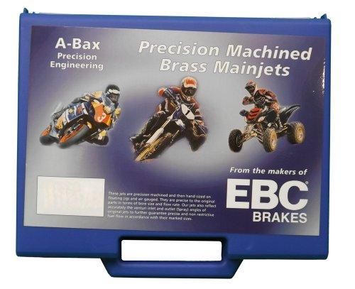 EBC Brakes CRK32A 64-Piece Hex Main Jet Kit for Keihin 99101-357 Carburetor