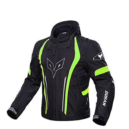 Motorcycle Jacket Windproof Waterproof Blouson Moto Motorbike Riding Jacket Protective With Five Protector Racing Clothing