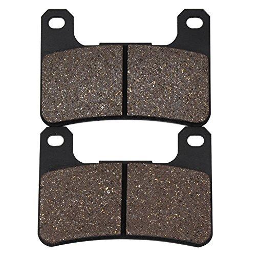 Cyleto Front Brake Pads for SUZUKI 600 GSXR 600 GSXR600  750 GSXR 750 GSXR750 2004 2005 2006 2007 2008 2009 2010