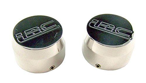 Yana Shiki USA CA3058LRC Fork Cap Fork Cap - Kawasaki Zx1406-14 Suzuki 600750 06-09 Gsxr1000 05-08 Hayabusa 08-14 Set Of 2 - Triple Chromed1 Pack