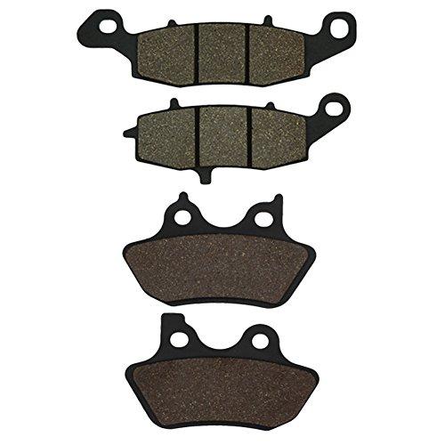 Cyleto Front Brake Pads for SUZUKI GSX 600 F GSX600F GSX600 F Katana 600 1998 1999 2000 2001 2002 2003 2004 2005 2006