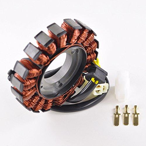 Generator Stator For Suzuki GSXR 600 750 2006 2007 2008 2009 2010 2011 2012 2013 2014 2015 2016 2017 OEM Repl 31401-01H00 31401-01H10 31401-01H20