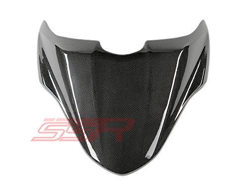 Ducati Monster 821  1200  1200S Carbon Fiber Rear Passenger  Pillion Seat Cowl Cover Fairing