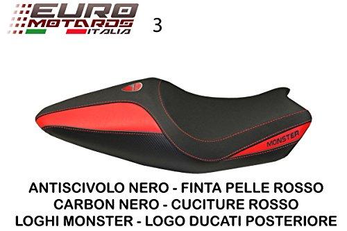 Ducati Monster 821 1200 Tappezzeria Italia Pavia Seat Cover Multi Colors New
