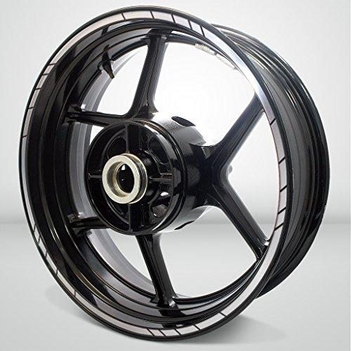 Speed Outer Rim Liner Stripe for Yamaha FJR Reflective Silver